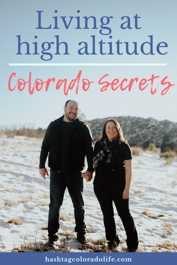 Living at high altitude in Colorado comes with a new set of difficulties and challenges. The air is drier, it's harder to take in oxygen — even food cooks differently! Here are the Colorado secrets for visiting, living, baking, and cooking at high elevation.