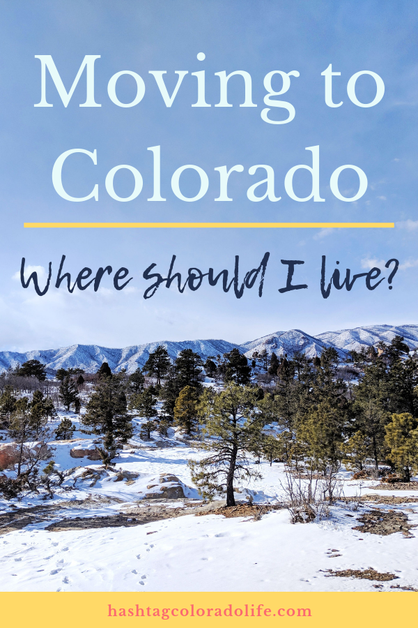Are you thinking of moving to Colorado from another state? Or maybe you want to move in-state but aren't sure which city to choose. We explore the pros and cons of living in any of the big cities on the Front Range: Denver, Boulder and Colorado Springs. It's a question that affects both newcomers and natives: Where should I live in Colorado?