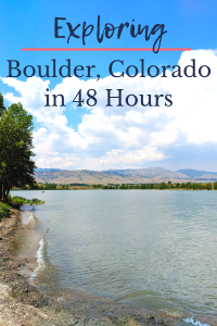 48 hour boulder colorado itinerary