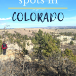 best hiking spots in colorado PIN