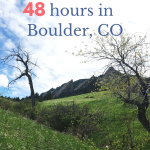 Boulder Colorado Travel Guide