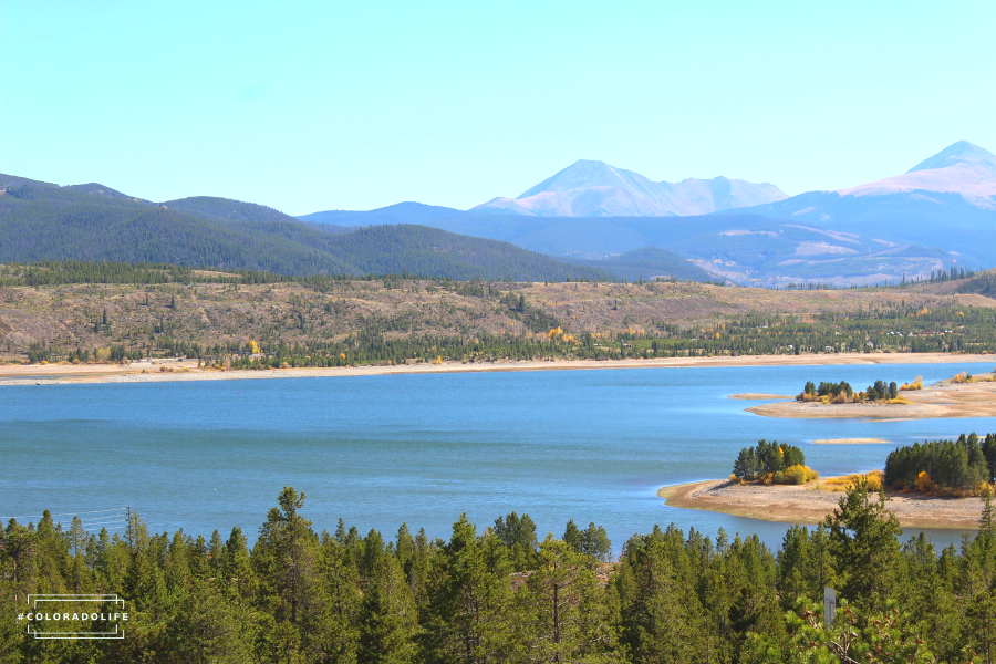 boulder reservoir colorado