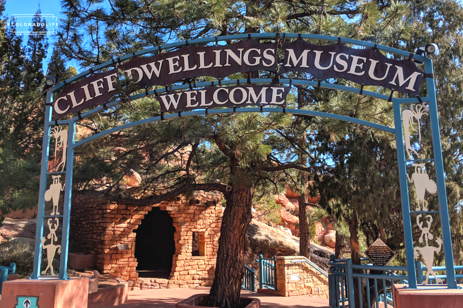 cliff dwellings museum colorado