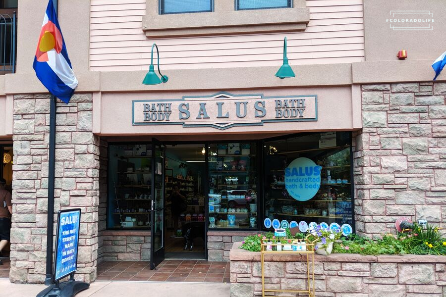 manitou springs salus bath and body
