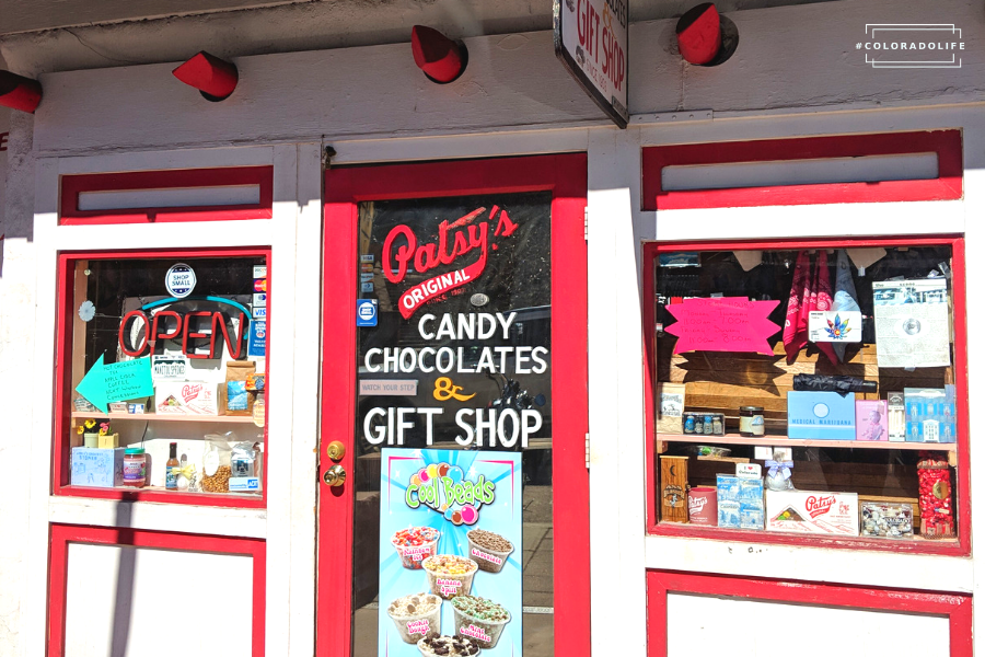 patsys chocolate gift shop manitou springs
