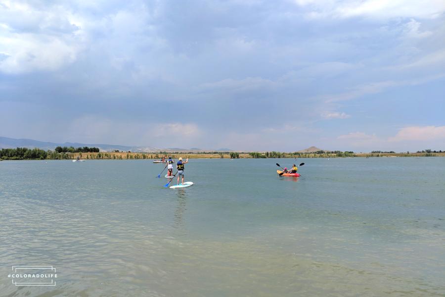 colorado beaches summer activities