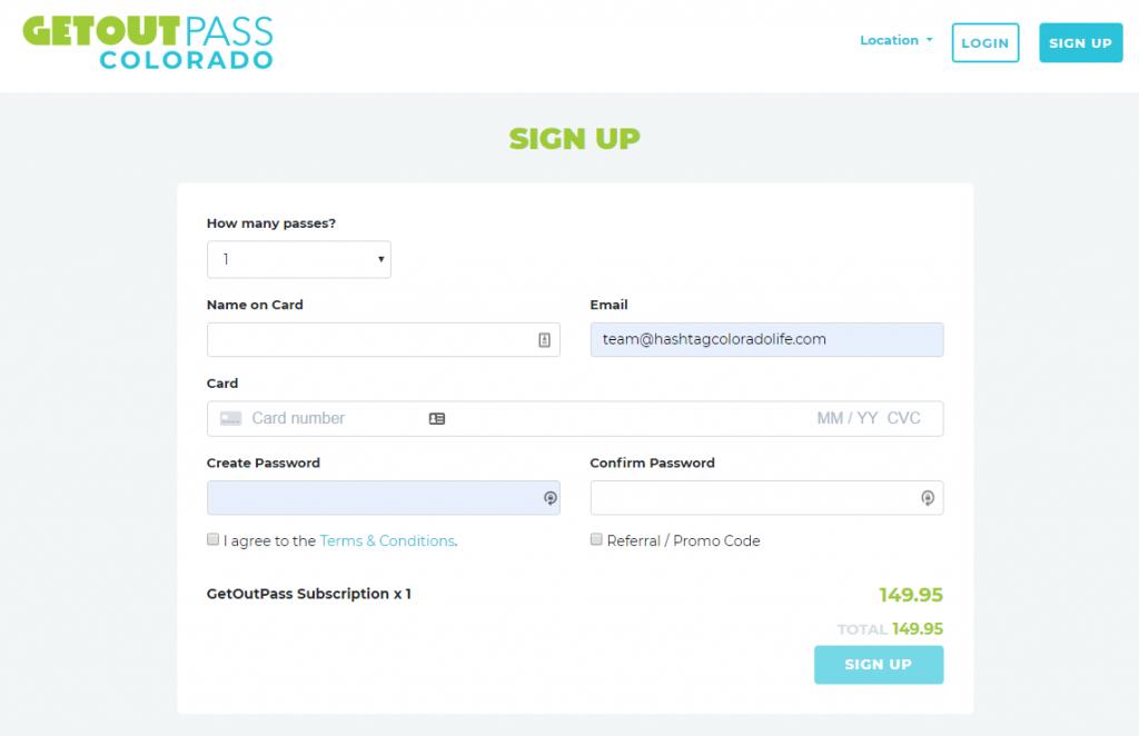 GetOutPass Review - Sign up online