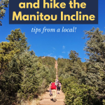 Guide to hiking the Manitou Incline Trail