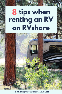 8 Helpful Tips for Renting an RV on RVshare.com