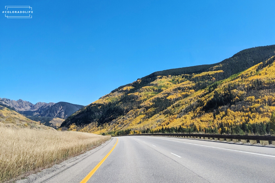 Best fall drives in Colorado