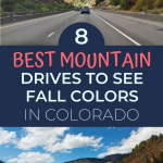 8 Best Fall Mountain Drives in Colorado