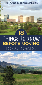 18 Things to Know Before Moving to Colorado