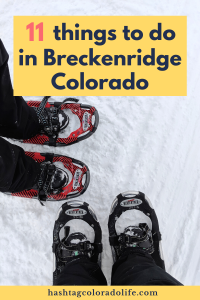 11 Fun Things to Do in Breckenridge, Colorado