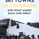 The Best Ski Towns in Colorado