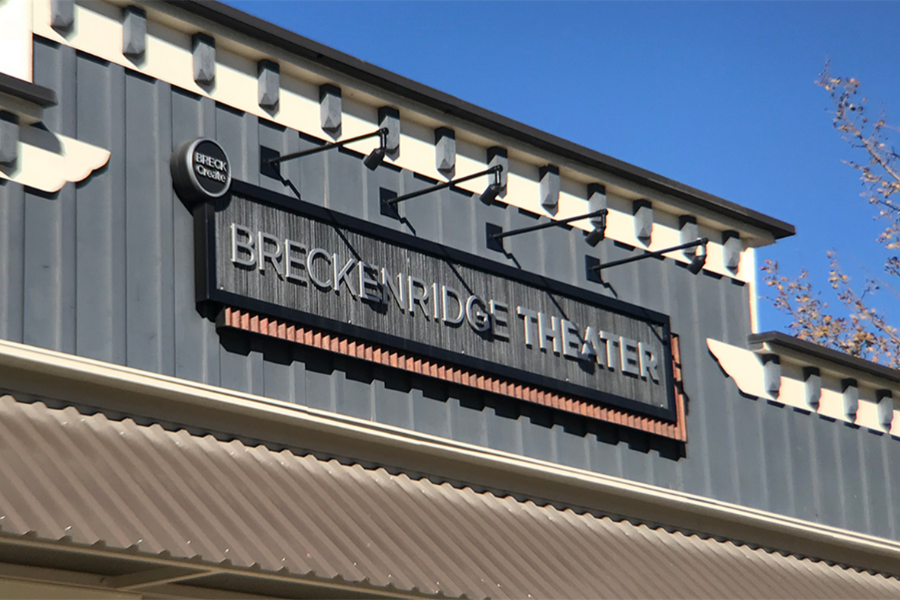 breckenridge colorado theater