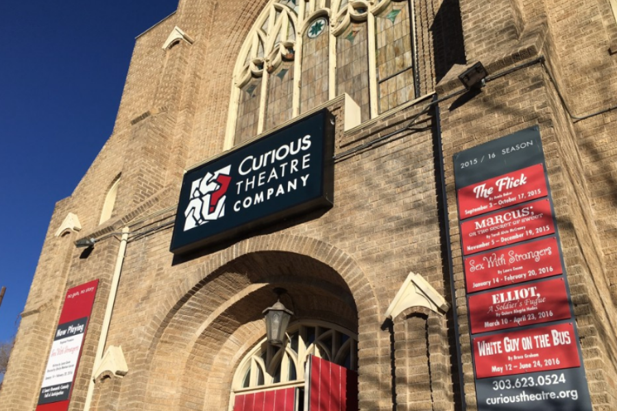curious theater company