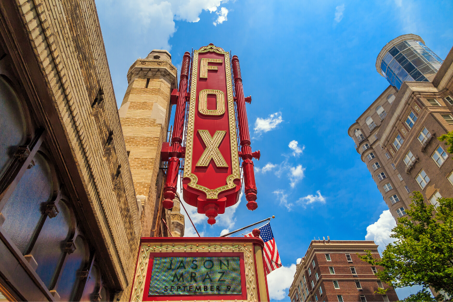 fox theater colorado