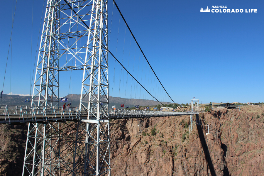 royal gorge suspension bridge
