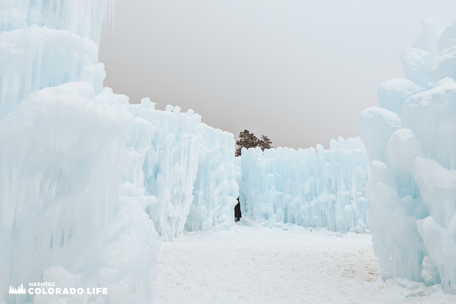 How to Visit the Dillon Ice Castles for an Epic Colorado Experience