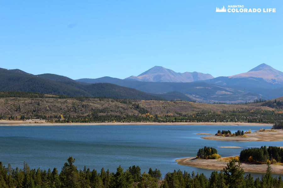 lake dillon reservoir colorado