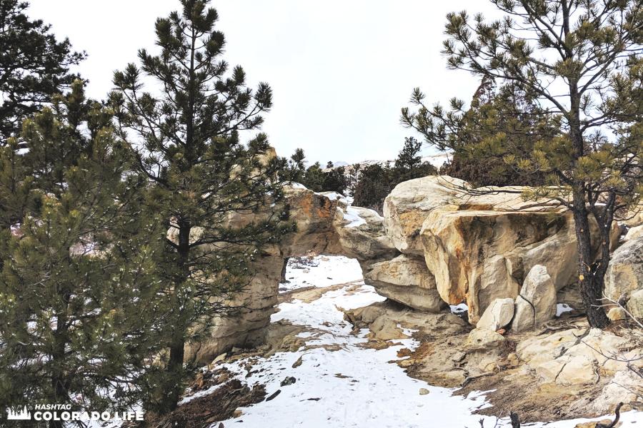 laramie formation archway colorado springs