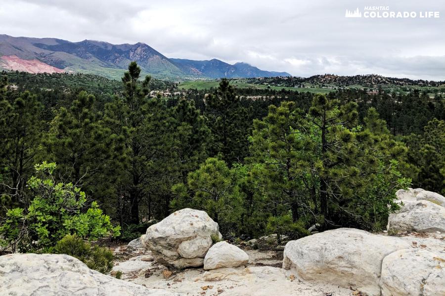 ute valley park overlook