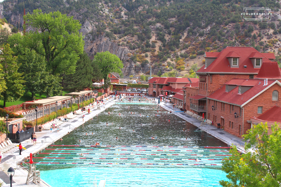 glenwood hot springs colorado