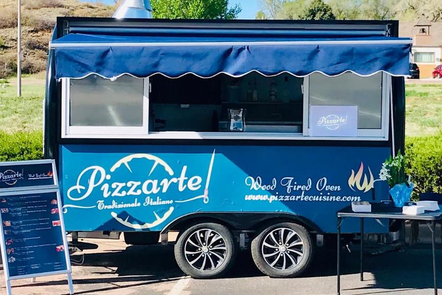 pizzarte italiano truck