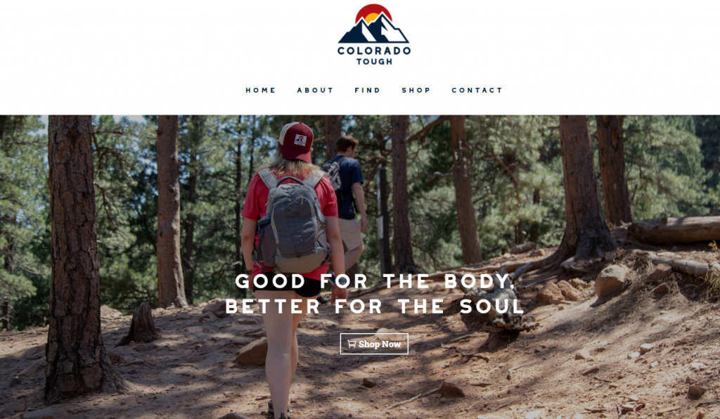 colorado tough website