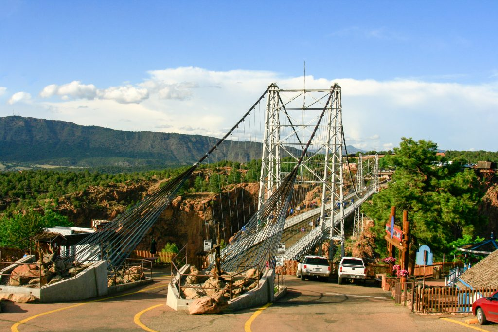 Royal Gorge Bridge and Visitor Center
