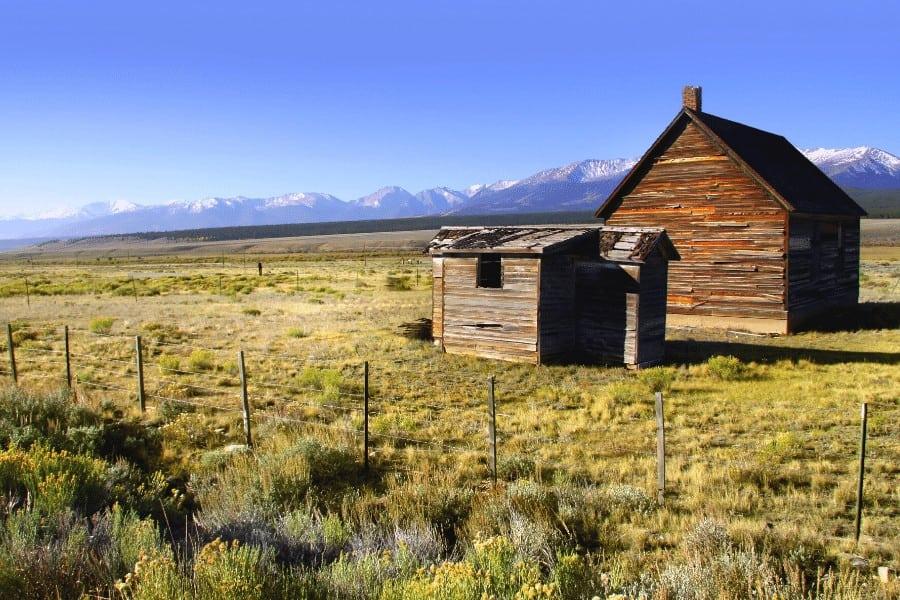 arrow ghost town in colorado