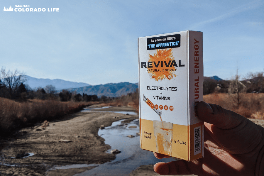 revival hydration packets