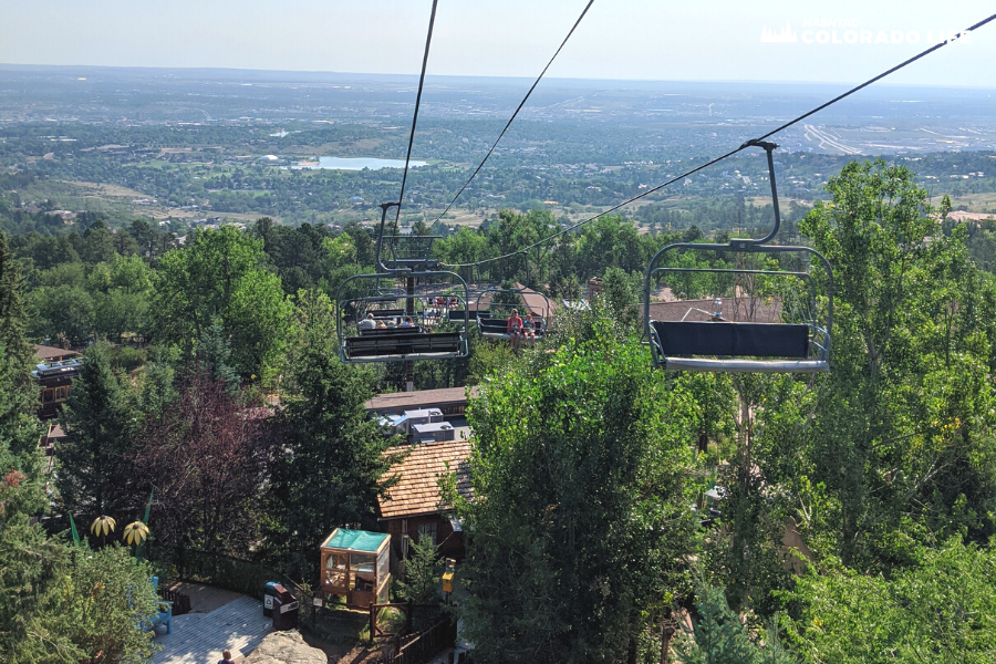 5 Best Day Trips from Colorado Springs to Visit in Less than an Hour