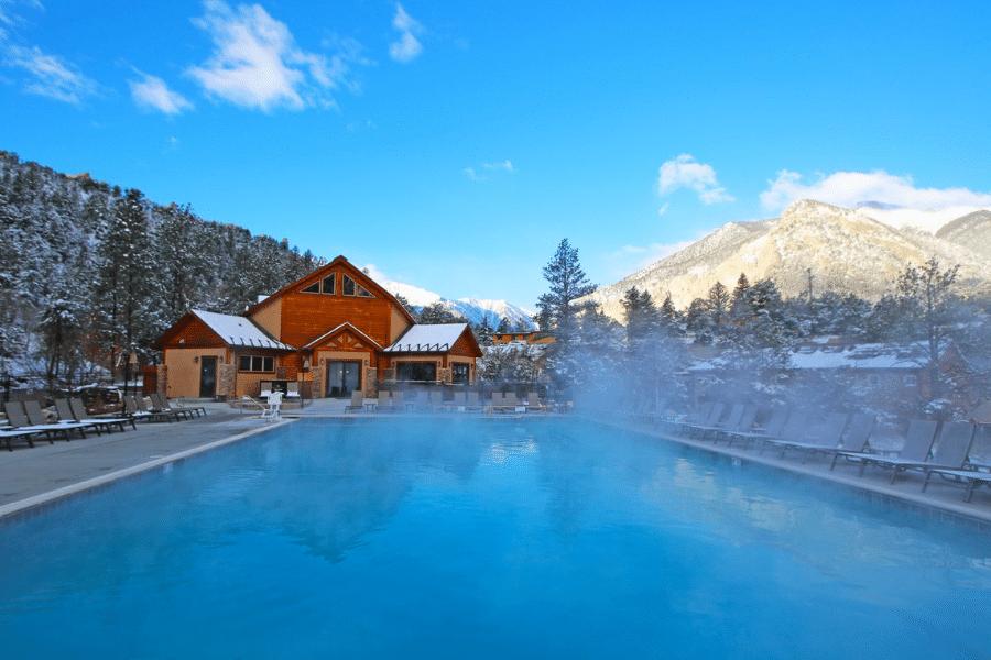 mount princeton hot springs colorado