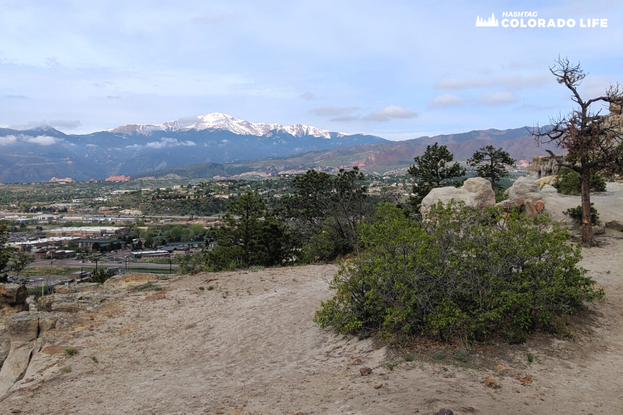 pulpit rock park colorado springs