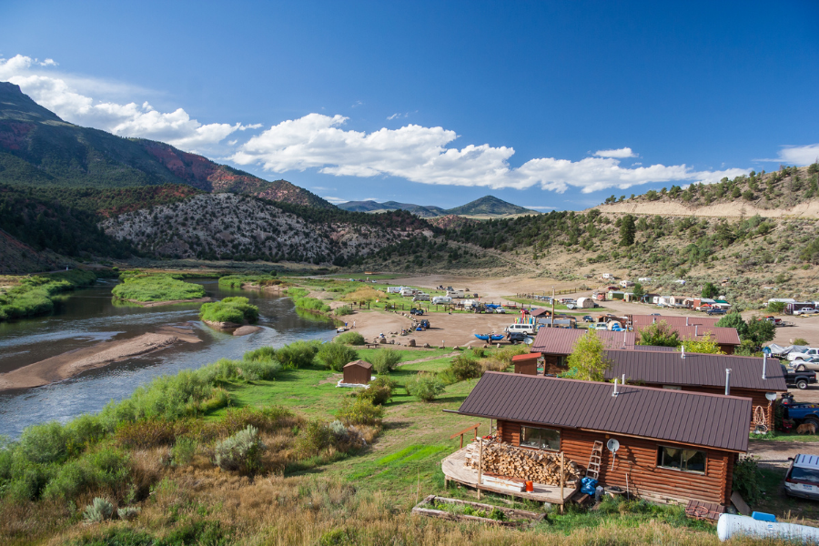 town of hot sulphur springs colorado