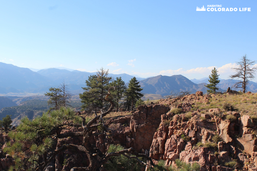 hike the royal gorge trail