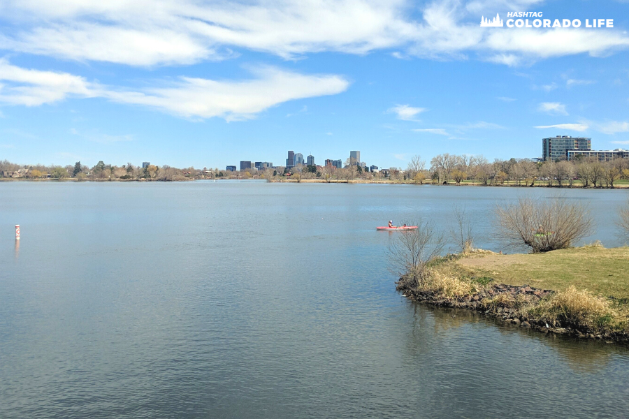 sloans lake in denver