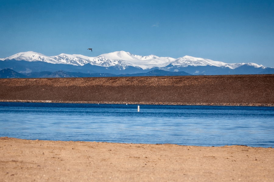 cherry creek state park beach