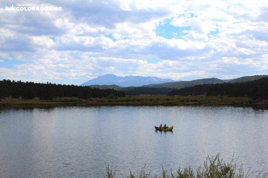 manitou lake park kayaking