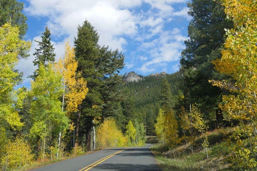 golden gate canyon state park colorado