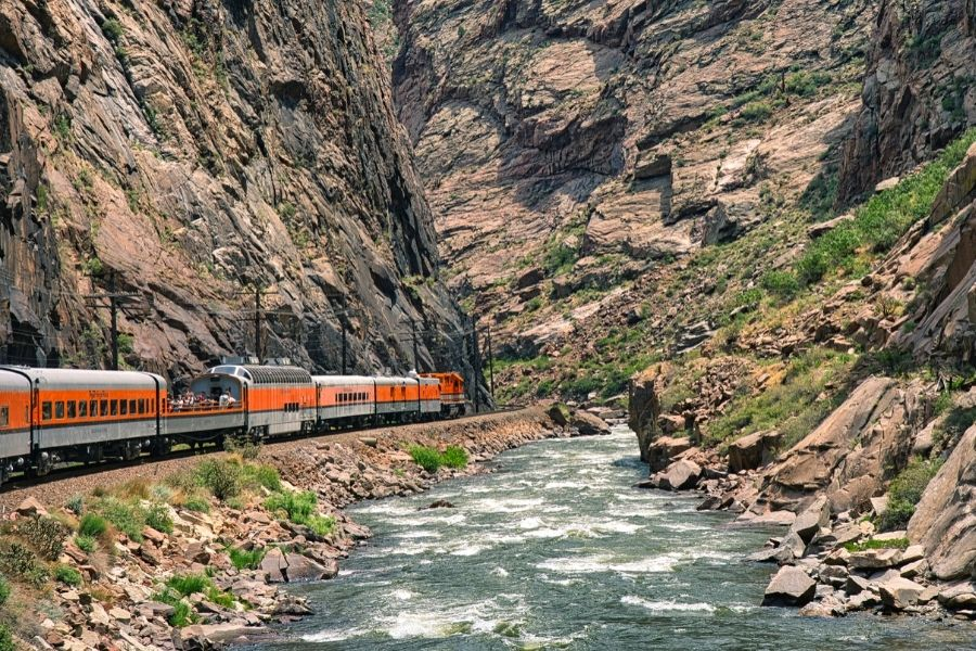 5 Best Train Rides in Colorado Through the Rocky Mountains