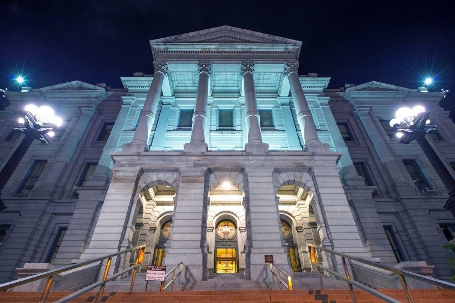 capitol hill denver tour